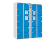 12门IC卡储物柜   钢制储物柜