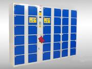 条码型储物柜   钢制储物柜