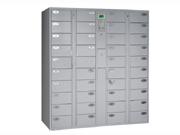 40门定做条码型储物柜   钢制储物柜