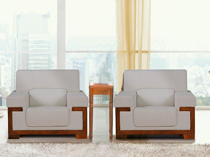 接待沙发[CG-GBSF-08]-贵宾办公家具-接待沙沙发官网康居汉韵图片