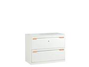 二抽横向文件柜   钢制文件柜