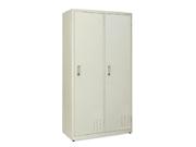 钢制两门更衣柜   钢制储物柜
