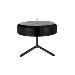 Disc Table lamp现代触摸三脚家居卧室台灯   台灯