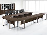 钢木会议台   会议台