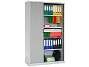 板式卷门柜   文件柜