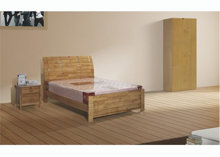 学校家具|学生公寓床|实木单人床|公寓单人床,实木床图片