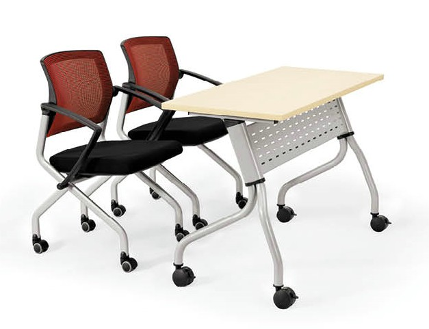 Foldable Training Table培训桌CGLSATraining DeskTraining - Foldable training table