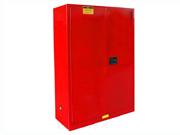 红色可燃液体储藏柜   安全柜