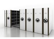 机械式移动密集柜   密集柜系列