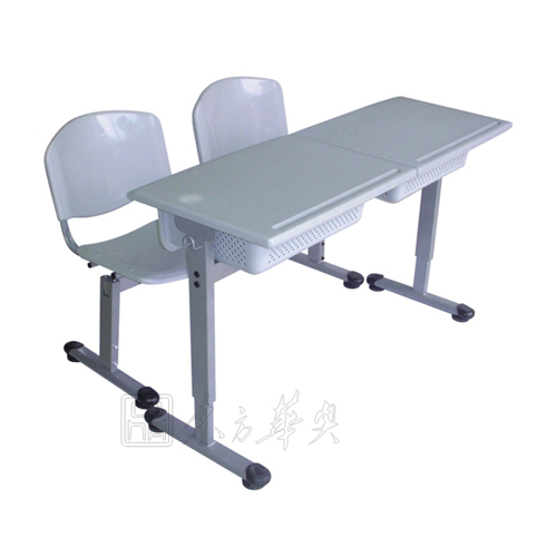 School Furniture Double Desk Office Furniture School Desks And Chairs CG