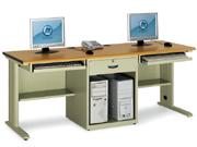 钢制办公台|电脑台   办公台