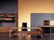 时尚大班台 Fashion Executive Desk