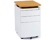 弧面活动柜   钢制文件柜