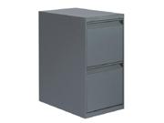 二抽有面台底柜   钢制文件柜