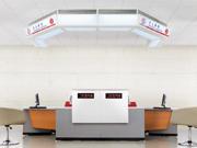 标准开放式柜台   金融、法院家具