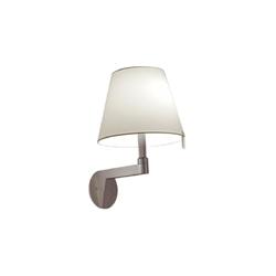 Melampo Tavolo Lamp 旋转 布艺壁灯   壁灯