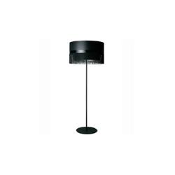 Moooi Fringe 5 Floor Lamp 复制版现代布艺落地灯   落地灯