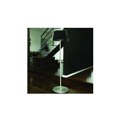 复制版Modiss Gretta Lamp玻璃布艺落地灯   落地灯