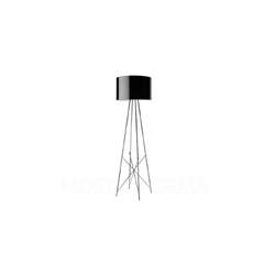 Ray F1 floor lamp black | Flos复制版现代落地灯   落地灯