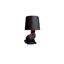 Moooi Rabbit Lamp 黑兔台灯   台灯