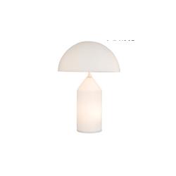 oluce Atollo Table lamp 蘑菇现代玻璃台灯   台灯