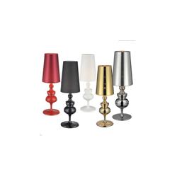 metalarte Josephine mini Lamp西班牙卫士布艺台灯   台灯