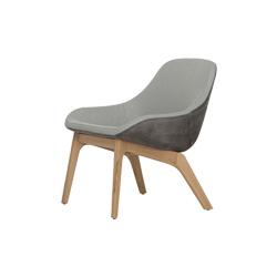 变形休闲扶手椅 福恩史黛拉工作室  休闲椅