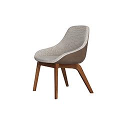 变形餐椅 福恩史黛拉工作室  餐椅
