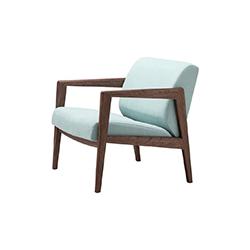860F扶手椅 莉迪亚•布莱迪  休闲椅