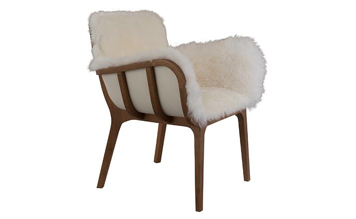 日本轿子软毛简易椅