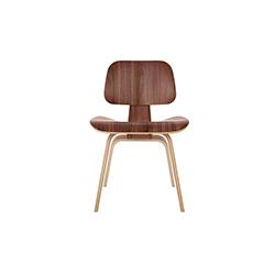 伊姆斯曲木餐椅 伊姆斯夫妇  herman miller家具品牌