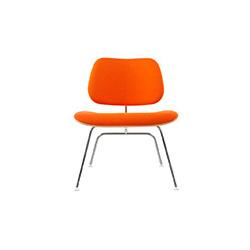 伊姆斯软垫餐椅 伊姆斯夫妇  herman miller家具品牌