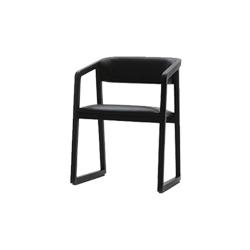 明式扶手餐椅   餐椅