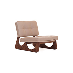 雪橇躺椅 Seyhan ozdemir & Sefer Caglar  休闲椅