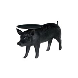 猪台 front design pig table