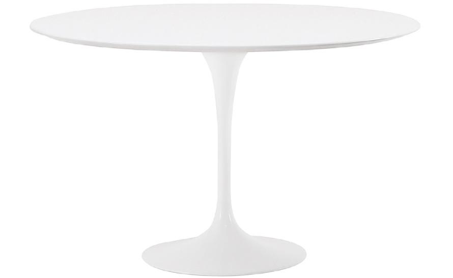 [创意家具 - 桌几|餐桌|创意家具|现代家居|时尚家具|设计师家具|郁金香餐桌(大)]