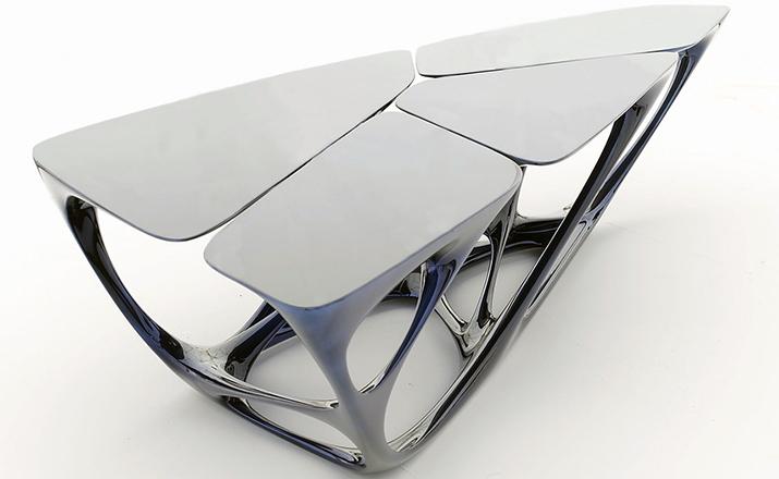 [创意家具 - 桌几 茶几/边几 创意家具 现代家居 时尚家具 设计师家具 梅萨桌]