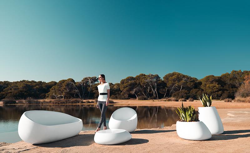 创意家具 - 桌几|咖啡桌|创意家具|现代家居|时尚家具|设计师家具|Stone 咖啡桌
