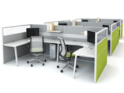 LEXICON系列   系统办公家具