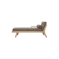 梅洛沙发椅 福恩史黛拉工作室  床