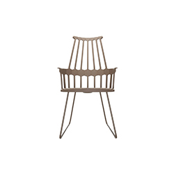 Comback椅 帕奇希娅·奥奇拉  kartell家具品牌