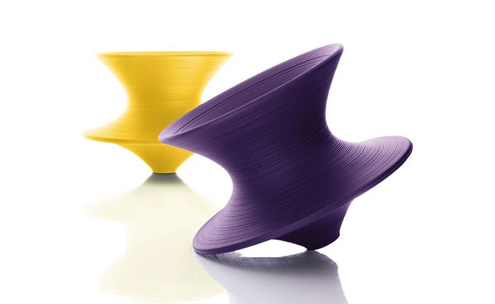 [创意家具 - 坐具|休闲椅|创意家具|现代家居|时尚家具|设计师家具|旋转椅/陀螺椅]
