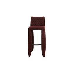 怪物酒吧凳迪维纳混色 马塞尔·万德斯  吧椅/凳子