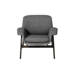 阿格内塞扶手椅 吉安法兰克・法拉提尼  Tacchini