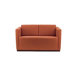 埃尔顿双座沙发 简克・雷胡恩斯  沙发