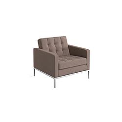 佛罗伦萨诺尔休闲椅 佛罗伦斯·诺尔  knoll家具品牌