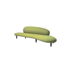 自由沙发(鹅卵石沙发) 野口勇  vitra家具品牌