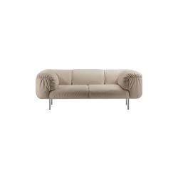 比波普双座沙发 bebop 2-seater sofa