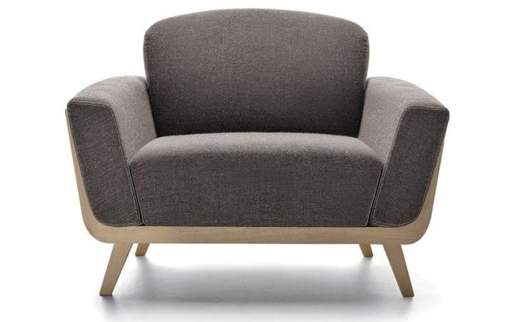 坐具|沙发|创意家具|现代家居|时尚家具|设计师家具|hamper 单座沙发