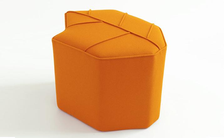 创意家具 - 坐具 吧椅/凳子 办公家具 设计师家具 树叶墩